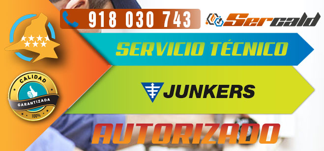 Servicio tecnico junkers autorizado for Junkers calderas servicio tecnico