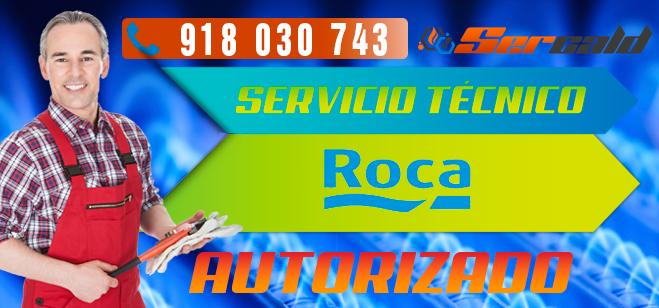 servicio tecnico roca en alcorcon autorizado