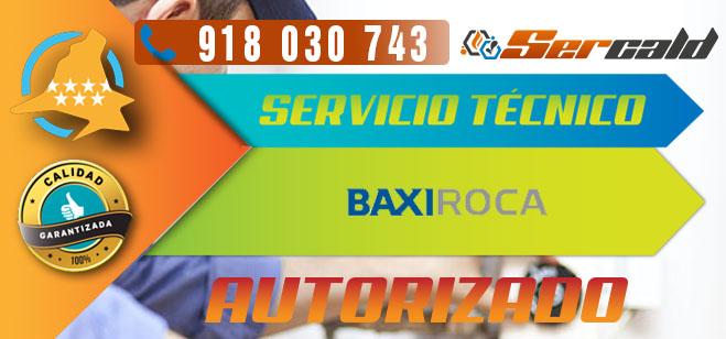 Servicio Tecnico BaxiRoca autorizado la empresa. Productos del fabricante.