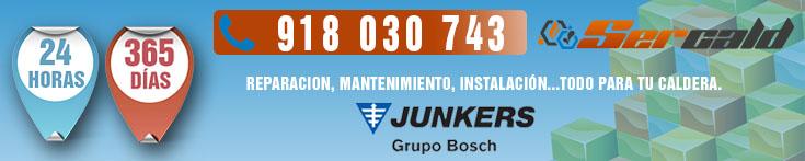 Servicio Tecnico Junkers Autorizado 24 horas 365 dias