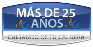Servicio Tecnico de Calderas Madrid con experiencia de más de 25 años en cuidar tu caldera