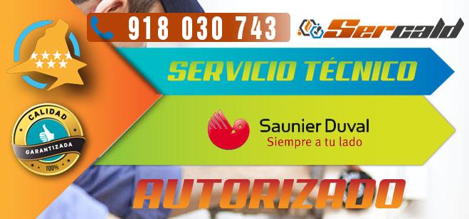 Servicio Tecnico Saunier Duval Autorizado. Productos del fabricante.