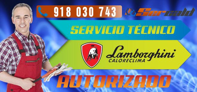 Servicio tecnico Lamborghini en Getafe. Especialistas en calderas Lamborghini.