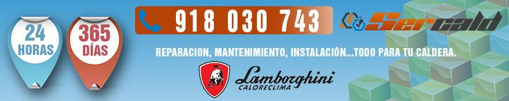 Servicio tecnico Lamborghini en Getafe 24 horas, 365 dias