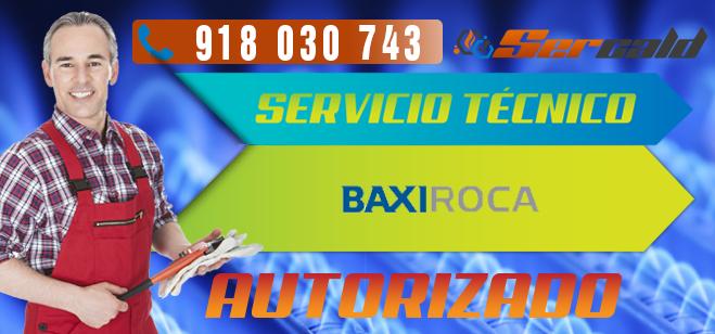 Servicio Tecnico BaxiRoca en Rivas Vaciamadrid