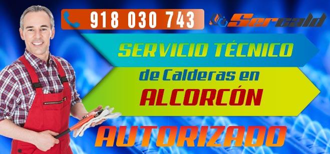 Servicio Tecnico de calderas Alcorcon