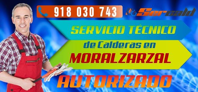 Servicio Tecnico de calderas Moralzarzal