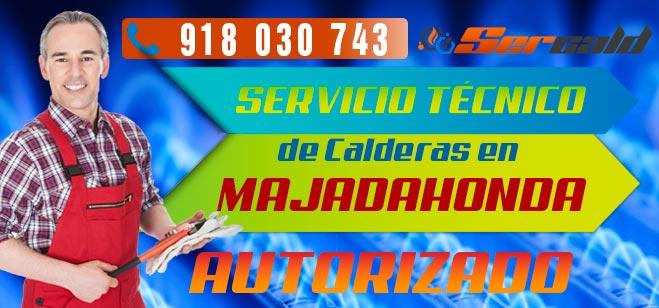 Servicio Tecnico de calderas Majadahonda