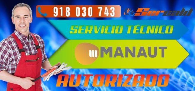 Servicio Tecnico Manaut en Coslada