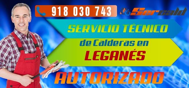 Servicio Tecnico de calderas Leganes