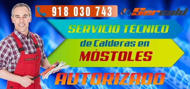 Servicio Tecnico de calderas Mostoles