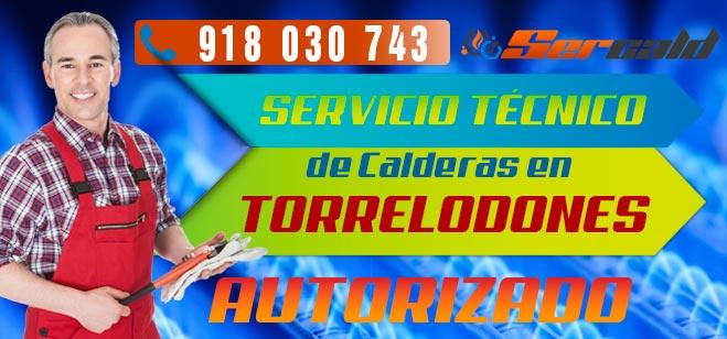 Servicio Tecnico de calderas Torrelodones
