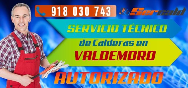 Servicio Tecnico de calderas Valdemoro