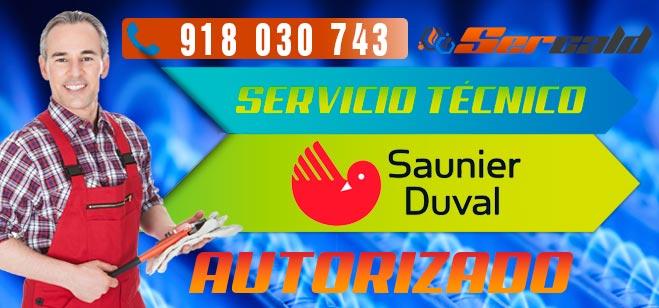 Servicio Tecnico Saunier Duval Alcorcon