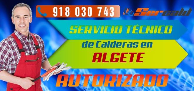 Servicio Tecnico de calderas Algete