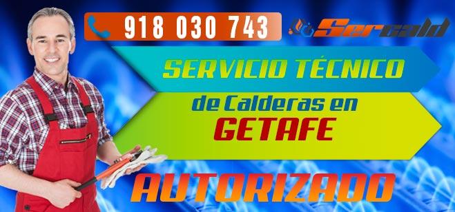 Servicio Tecnico de calderas Getafe