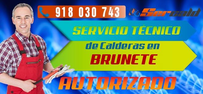 Servicio Tecnico de calderas Brunete