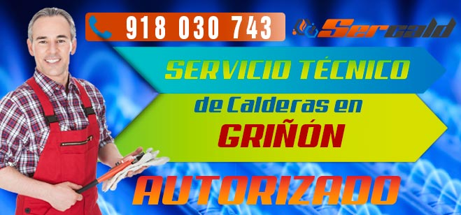 Servicio Tecnico de calderas Griñon