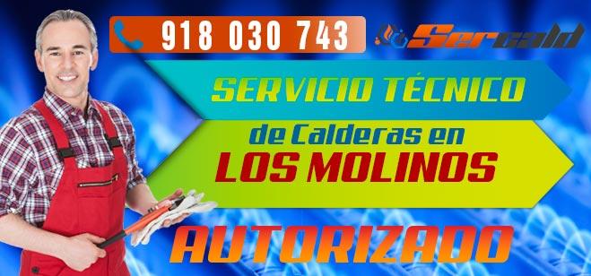 Servicio Tecnico de calderas Los Molinos