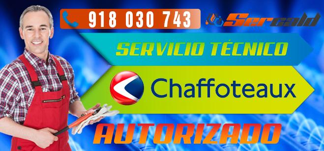 Servicio Tecnico Chaffoteaux Coslada