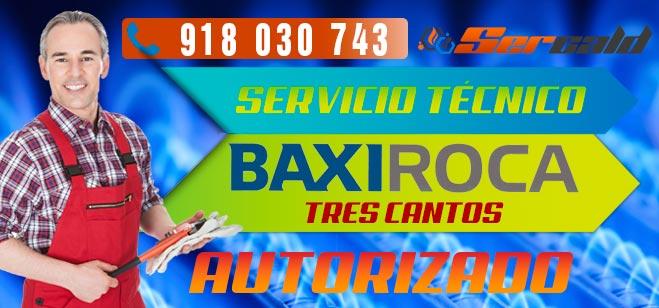Servicio Tecnico BaxiRoca Villanueva del Pardillo