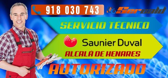 Servicio Tecnico Saunier Duval Alcala de Henares