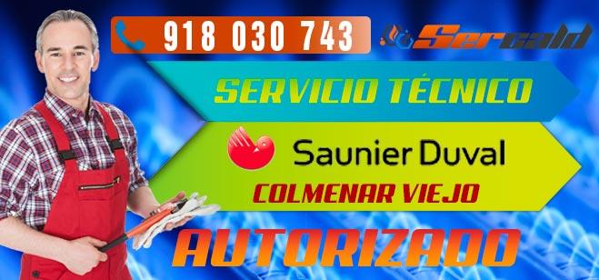 Servicio Tecnico Saunier Duval Colmenar Viejo