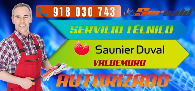 Servicio Tecnico Saunier Duval Valdemoro