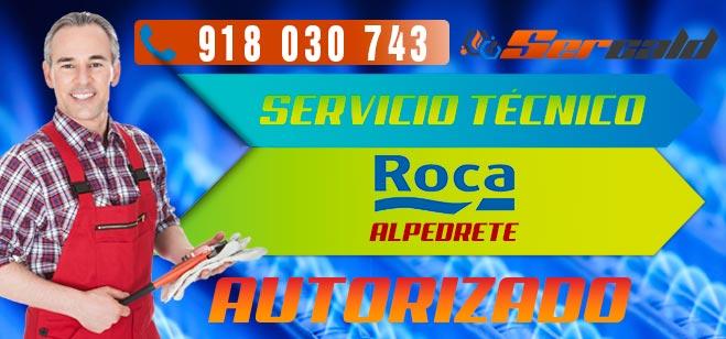 Servicio Tecnico Roca Alpedrete