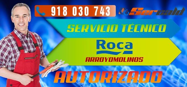Servicio Tecnico Roca Arroyomolinos
