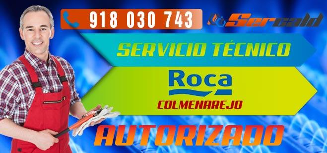 Servicio Tecnico Roca Colmenarejo