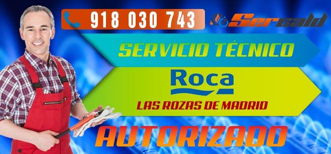 Servicio Tecnico Roca Las Rozas de Madrid