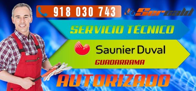 Servicio Tecnico Saunier Duval Guadarrama