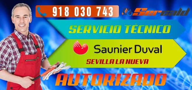 Servicio Tecnico Saunier Duval Sevilla la Nueva