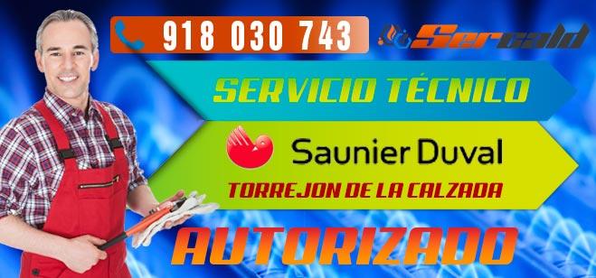 Servicio Tecnico Saunier Duval Torrejon de la Calzada