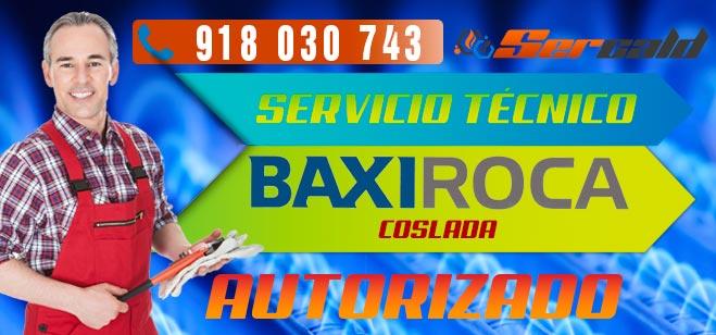 Servicio Tecnico BaxiRoca Coslada