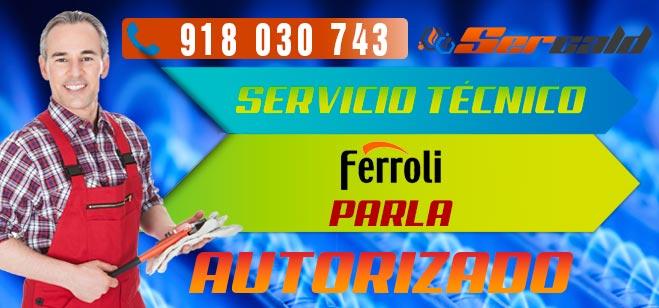 Servicio tecnico Calderas Ferroli Parla. Especialitas en reparacion y mantenimiento de calderas Ferroli.