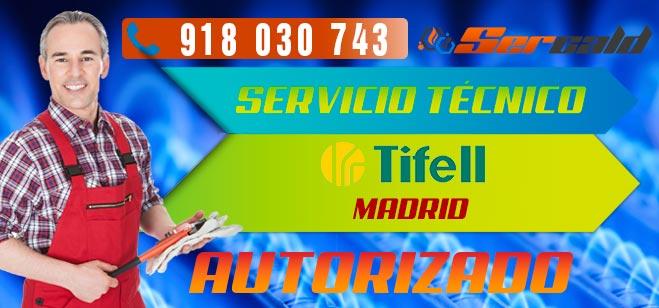 Servicio Tecnico Tifell Madrid