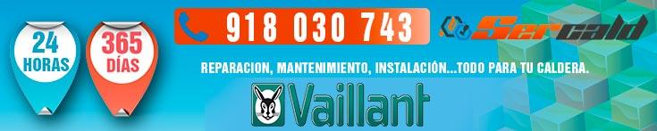 Servicio Tecnico Vaillant en Madrid