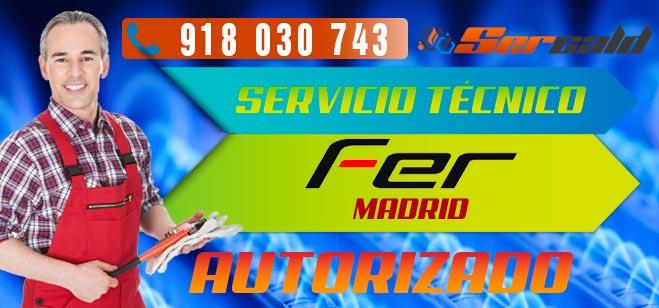 Servicio Tecnico Calderas Fer Madrid