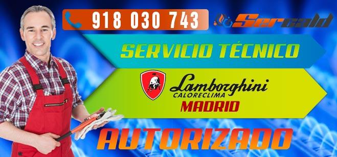 Servicio tecnico Calderas Lamborghini Madrid. Especialitas en reparacion y mantenimiento de calderas Lamborghini.