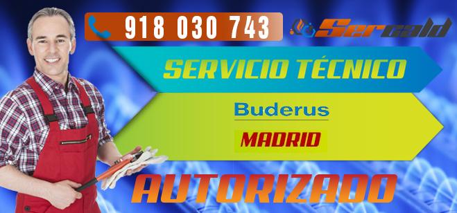 Servicio Técnico Calderas Buderus en Madrid. Especialitas en reparación y mantenimiento de calderas Buderus.