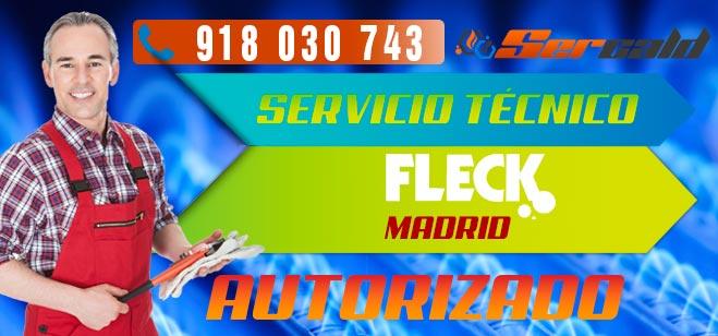 Servicio Técnico Calderas Fleck en Madrid
