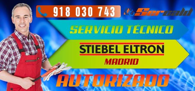 Servicio Técnico Calderas Stiebel Eltron en Madrid