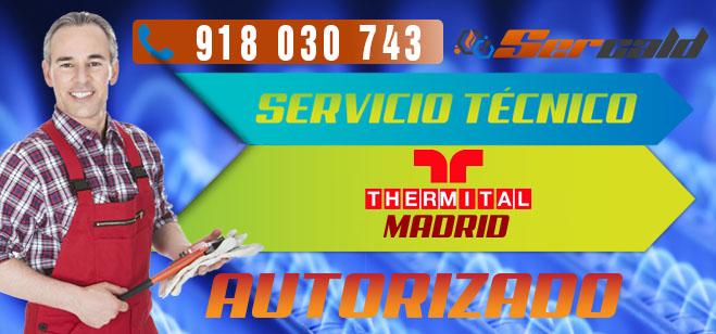 Servicio Técnico Calderas Thermital en Madrid. Especialistas en reparación y mantenimiento de calderas Thermital.