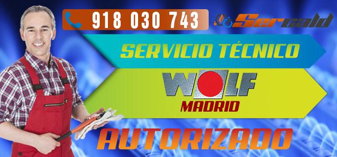 Servicio Técnico Calderas Wolf en Madrid. Especialistas en reparación y mantenimiento de calderas Wolf.