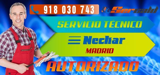 Servicio Técnico Calderas Neckar en Madrid