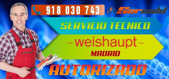 Servicio Técnico Weishaupt en Madrid