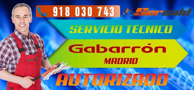 Servicio Técnico Calderas Gabarrón en Madrid