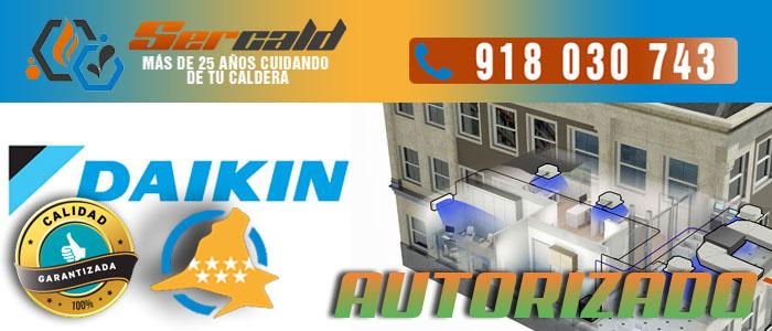 Equipos de climatización Daikin